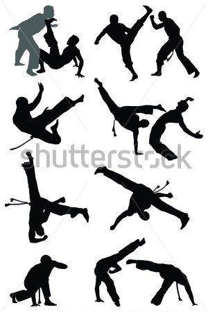 desenhos de capoeira - Pesquisa Google