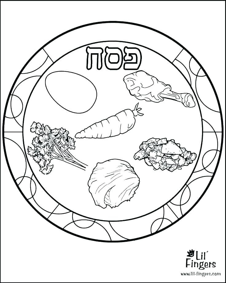 Pesach Coloring Pages Coloring Pages Coloring Click Here To Print