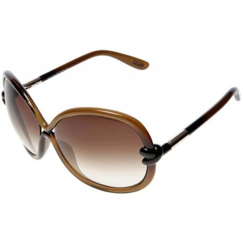 Tom Ford womens sunglasses Sonja FT0185 48F $86.40 @ http://thesuperstyle.com $86.40 Made of: ACETATE Oversized sunglasses with sleek cutaway lenses, feature decorative knots at the temples. Brown with rose gold hardware. Includes: Case, cleaning cloth, paperwork. - 100% UV Protection - Acetate - Made in Italy - Color 48F #TomFord #sunglasses #womens #loveit #sale #gears #streetart #giveaway #2017 #santa