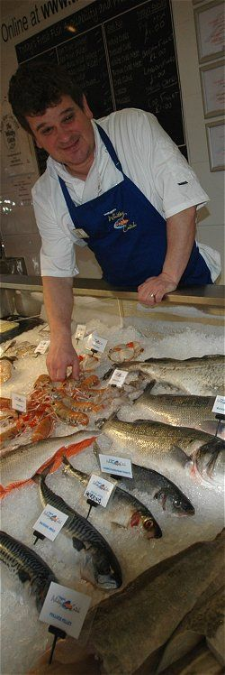 The Whitby Catch - Recipes - Stuffed Plaice - Buy fresh fish and seafood online.