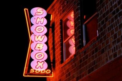 Showbox SoDo, Seattle.