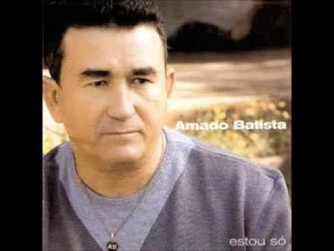 CD Amado Batista 2000 Estou Só CD completo
