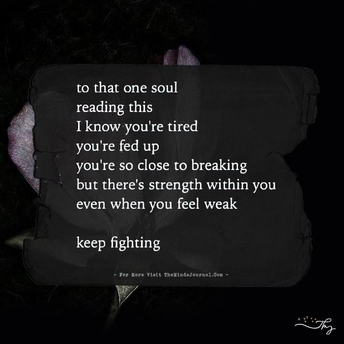 To that one soul reading this... - https://themindsjournal.com/to-that-one-soul-reading-this-2/