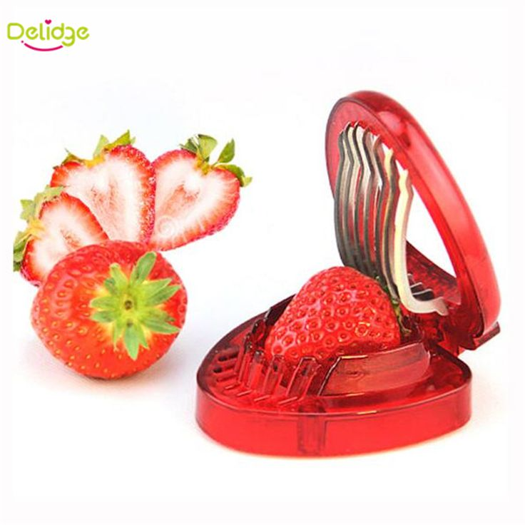 Price $3.64 Like and Share if you want this  Delidge 1 pc Red Strawberry Slicer Plastic Fruit Carving Tools Salad Cutter Berry Strawberry Cake Decoration Cutter     Tag a friend who would love this!       Buy one here---> http://www.yamidoo.com/delidge-1-pc-red-strawberry-slicer-plastic-fruit-carving-tools-salad-cutter-berry-strawberry-cake-decoration-cutter/!