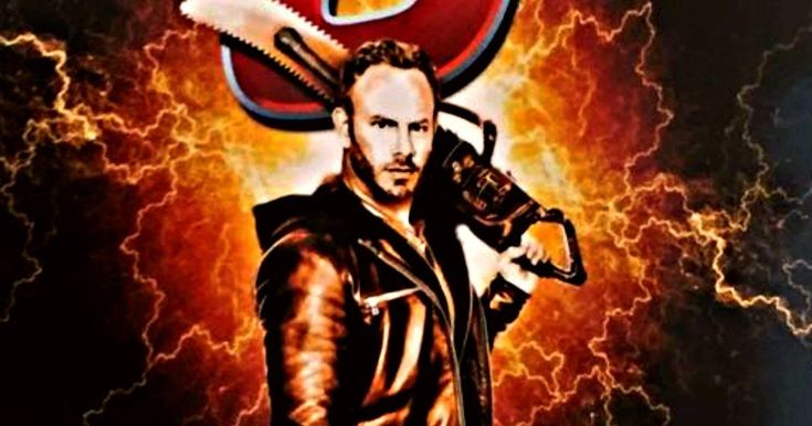First Sharknado 6 Poster Arrives, Plot Promises Nazis and Dinosaurs -- The first plot details for SyFy's Sharknado 6 have arrived promising a time-traveling adventure with dinosaurs, Nazis and even Noah's Ark. -- http://movieweb.com/sharknado-6-poster-synopsis-time-travel-noahs-ark/