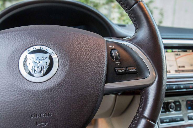 Jaguar XF 2.2 Diesel Premium Luxury (4p) (190cv) 2013 (Diésel) -  #car #coche #automovil #auto #vehiculo #vehicle #motor #carroceria #equipamiento #extras #fast #road #drive #buenamano #clicars #certificacion #comprar #vender #coches #premium #luxury #diesel #jaguar #xf #190cv