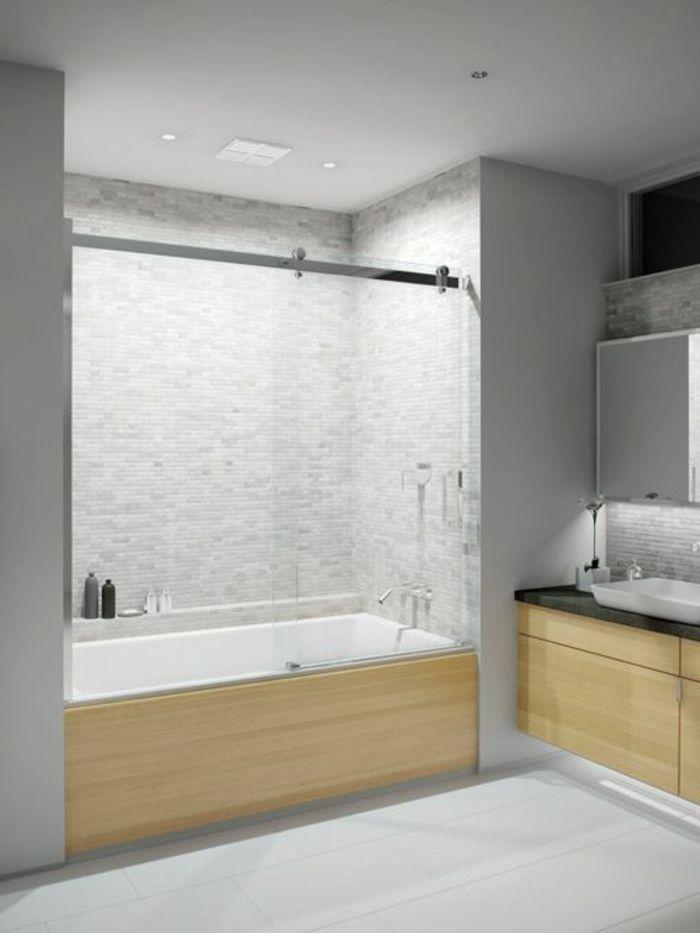 25+ Best Ideas about Badezimmer Gestalten on Pinterest Kleines - badezimmer steinwand