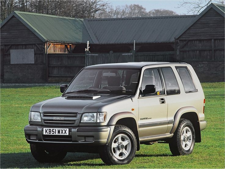 the isuzu trooper is an iconic sport utility vehicle that surged to popularity in the 1980s and. Black Bedroom Furniture Sets. Home Design Ideas