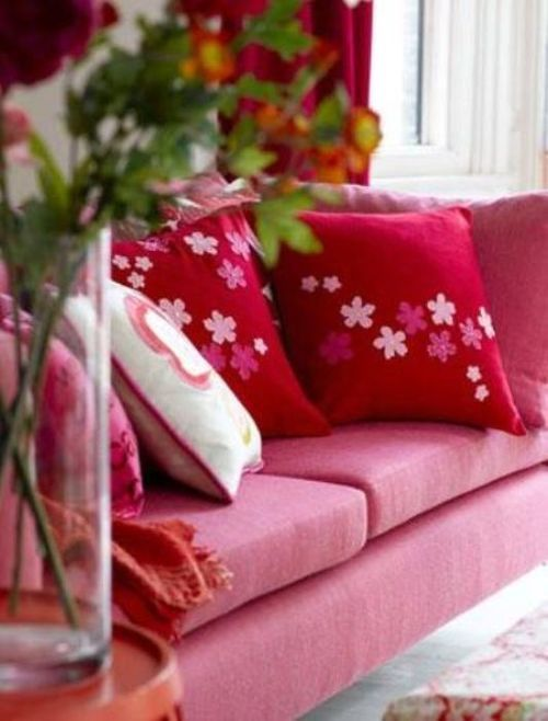 105 best ♡ mother\'s raspberry sofa ♡ images on Pinterest | Couches ...