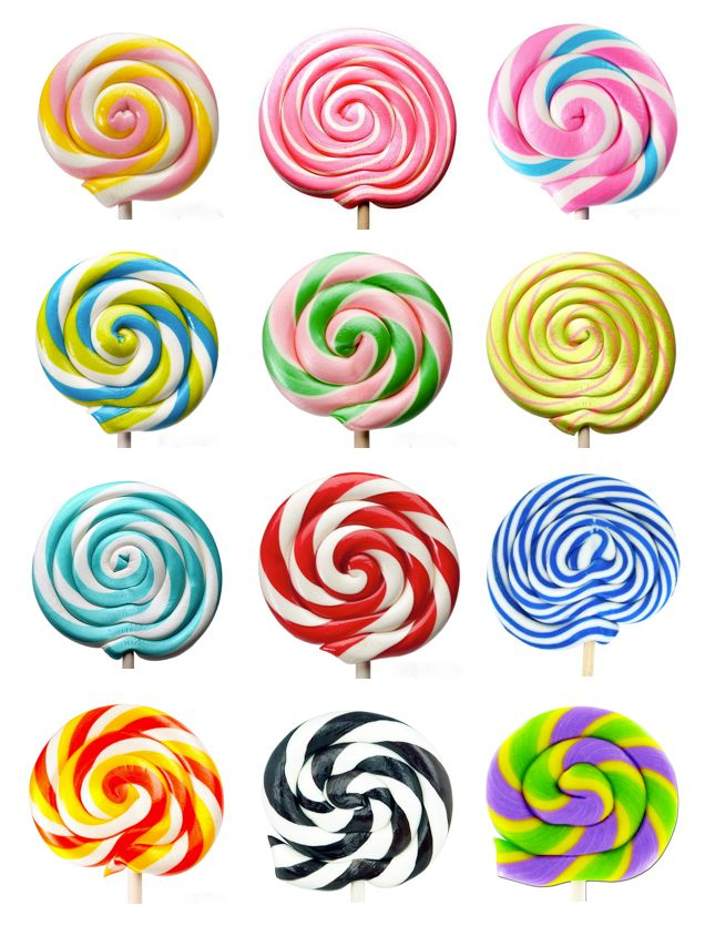 Sweet Nothings: Sweet Trends: Handmade Lollipops