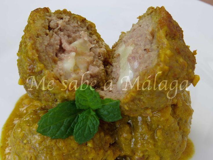 Las albóndigas es uno de los platos tradicionales que más gustan a grandes y pequeños en casa. La forma tradicional de hacerlas en Málag...