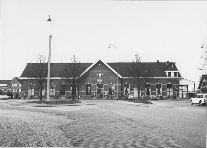 Het Noorderstation in 1973 - Foto's SERC