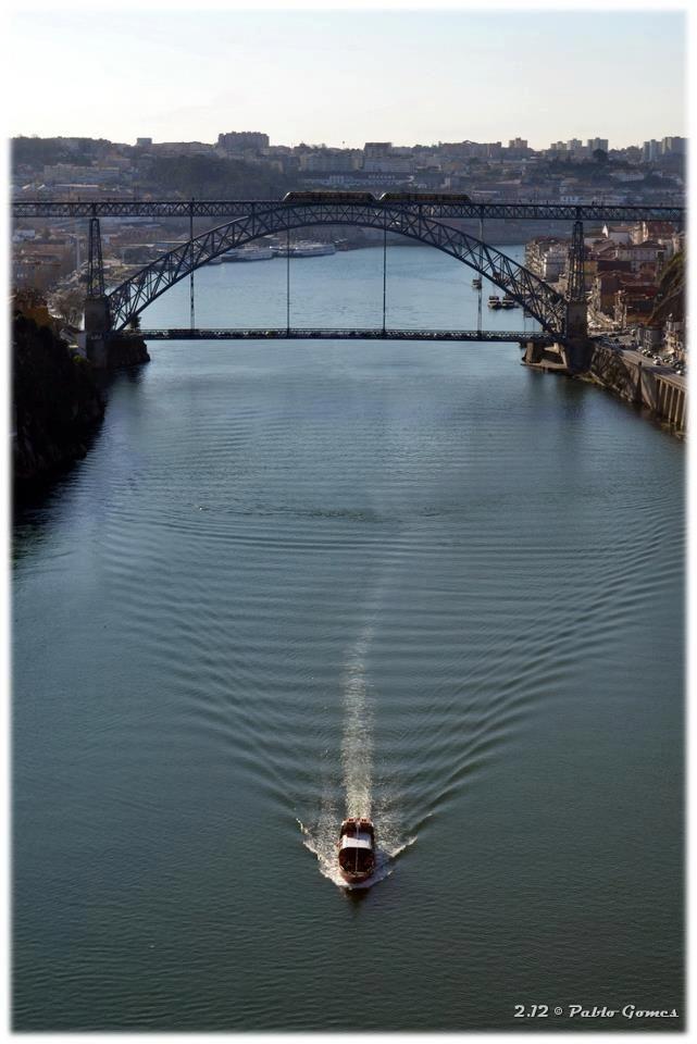 Rio Douro www.webook.pt #webookporto #porto
