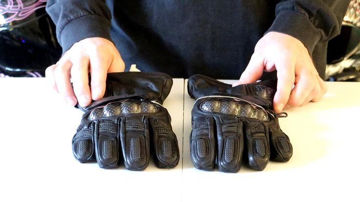 Warm & Safe Ultimate Touring Heated Motorcycle Gloves Review