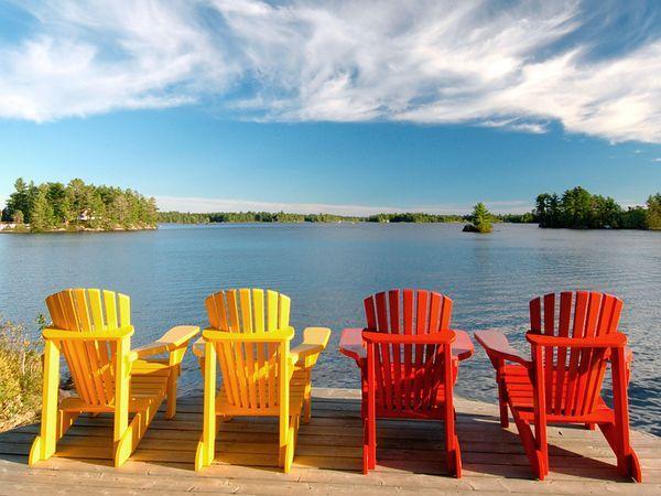 National Geographic - 10 Best Trips of Summer 2011... #1-Muskoka!