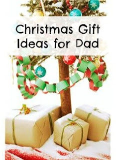Christmas Gift Ideas for Dad.