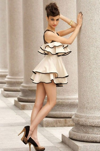1000+ images about Frills and flounces on Pinterest ...