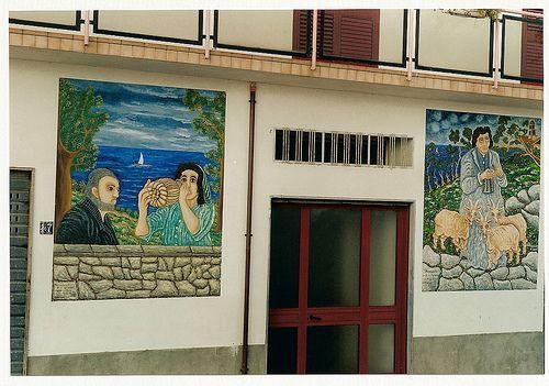 Ricordo di Anna Magnani a Furore    #TuscanyAgriturismoGiratola