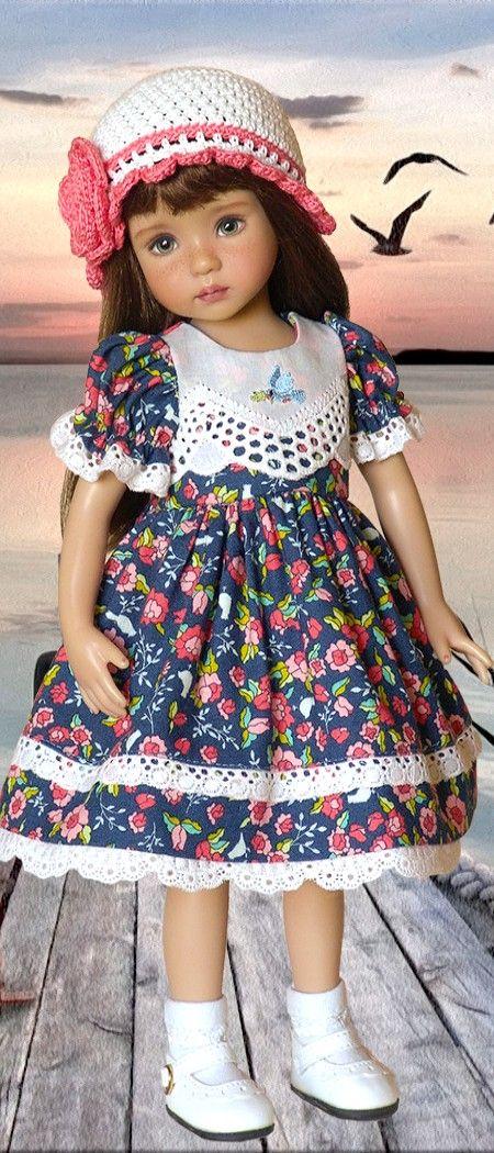 Épinglé par Carole Turman sur American Doll   Pinterest   Robes de dame,  Robe de et Jolies ed8a5bbdc5f