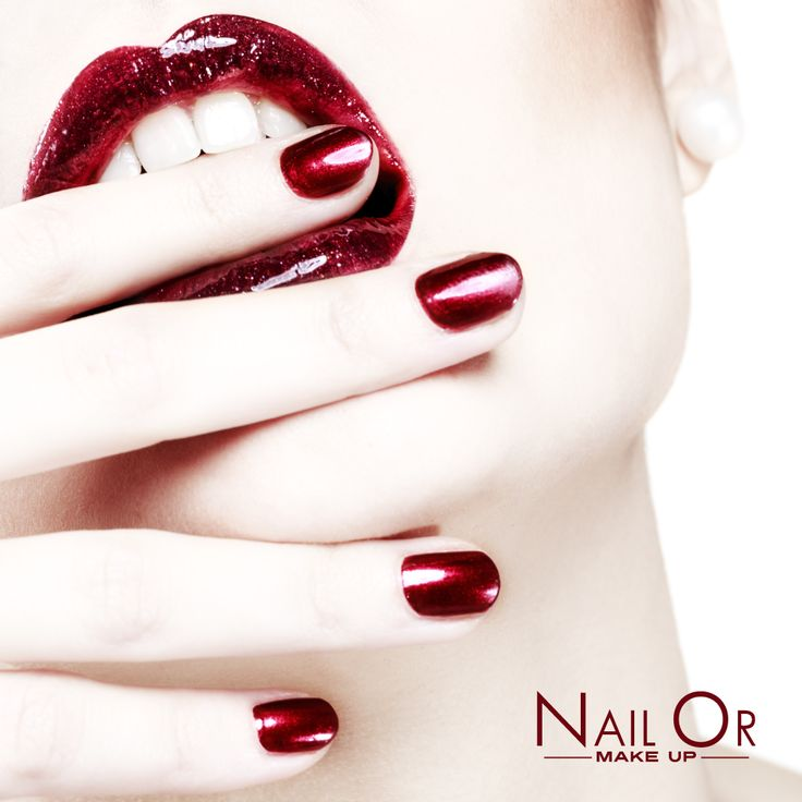 #red #lips NailOr #makeup