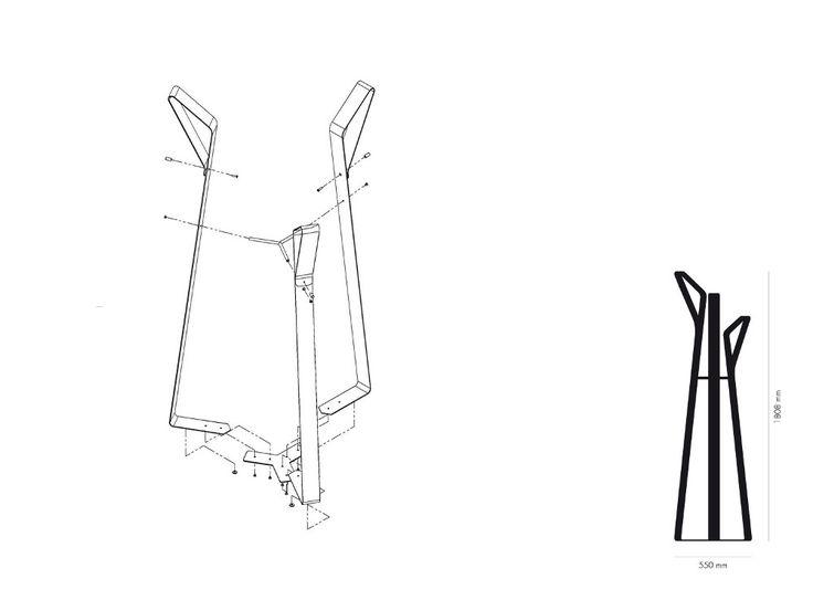 Flamingo-portemanteau-design-Patricia-Alambiaga-blog-espritdesign-6 - Blog Esprit Design