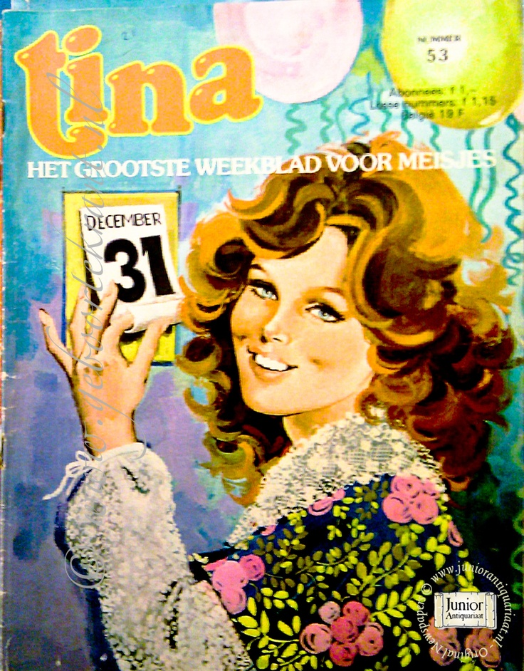 Tijdschrift Tina