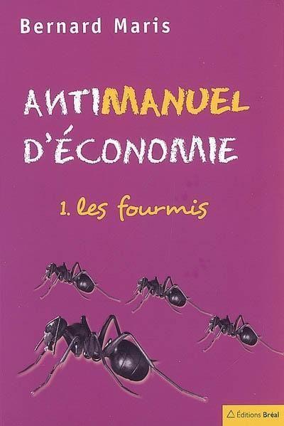 """""""Antimanuel d'économie"""" / Onc' Bernard, le chroniqueur antilibéral de France Inter et Charlie Hebdo, renommé pour son style incisif et son approche polémique du discours économique, pose un regard neuf sur la discipline. Il convoque tour à tour des économistes, des philosophes ou des romanciers pour tenter de répondre à des questions fondamentales liée au partage de la richesse : qu'est-ce que la valeur, la monnaie, la croissance est-elle une vertu ?"""