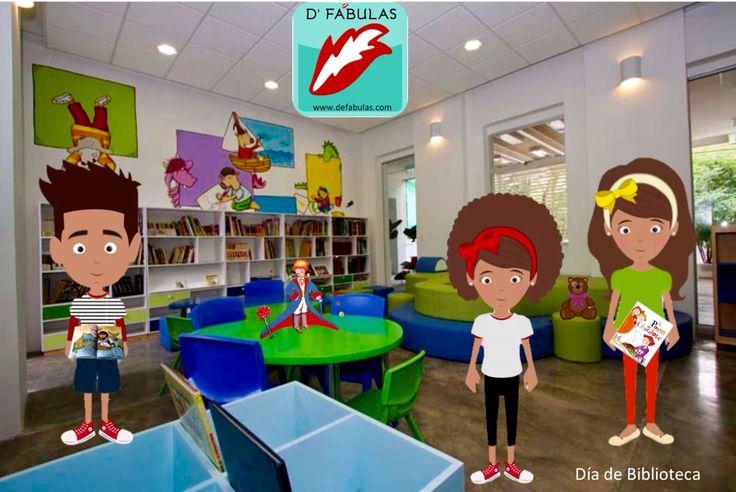 Play + Create + Shop Online . Tu ropa personalizada.  Diseña tu pinta para ir a la biblioteca.