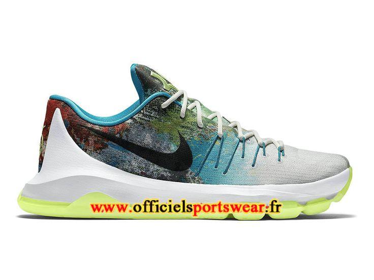 Nike KD 8/VIII N7 Chaussure de Nike Basket-ball Pas Cher Pour Homme
