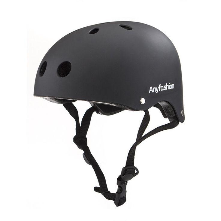 Anyfashion  Round Mountain Bike Helmet Men Sport Accessories Cycling Helmet Capacete Casco Strong Road MTB Bicycle Helmet