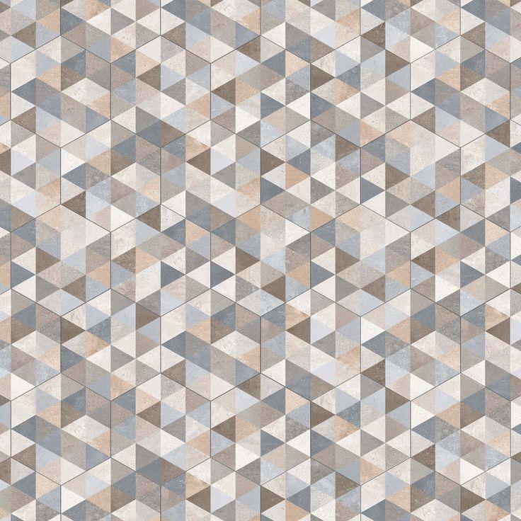 VIVES - Floor tiles - porcelain Rift 23X26,6