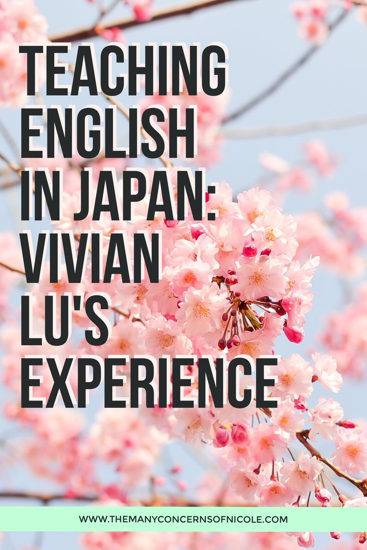 Vivian Lu graduated from the University of California, Riverside where she majored in Mandarin Chinese and Japanese. After graduating, she felt like the most natural thing for her to do would be to work overseas.