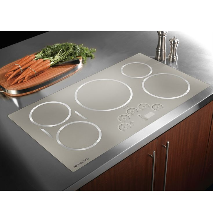 monogram GE induction cooktop - Google Search