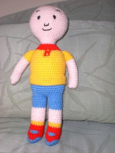 Amigurumi Caillou Yapimi : 35 best images about Oyuncak on Pinterest Bobs, Caillou ...