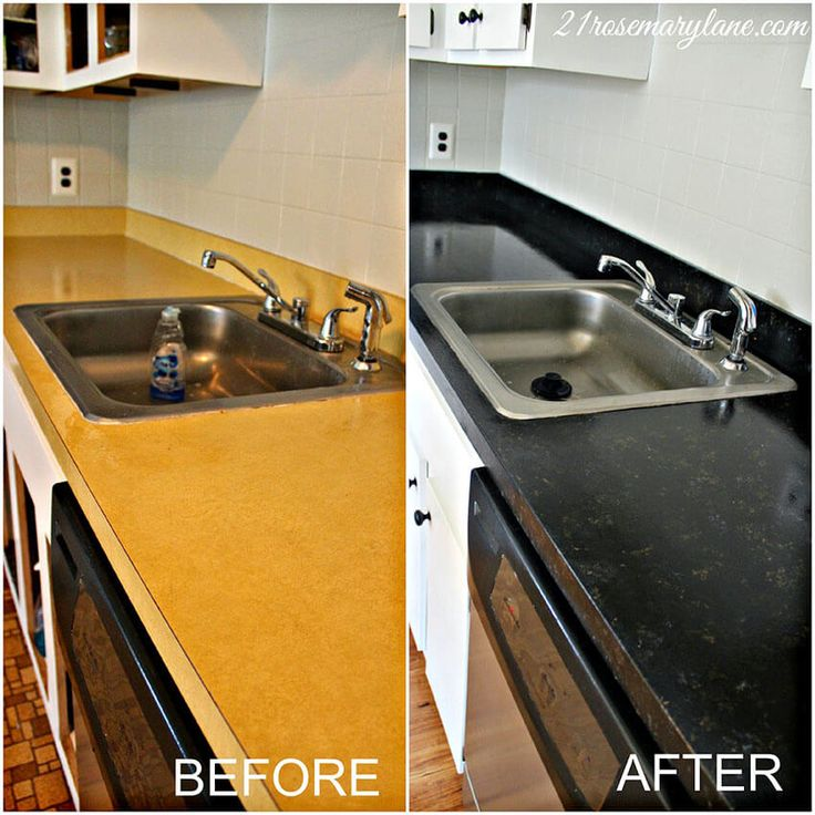 Top 25 Best Green Countertops Ideas On Pinterest: Best 25+ Painting Formica Countertops Ideas On Pinterest