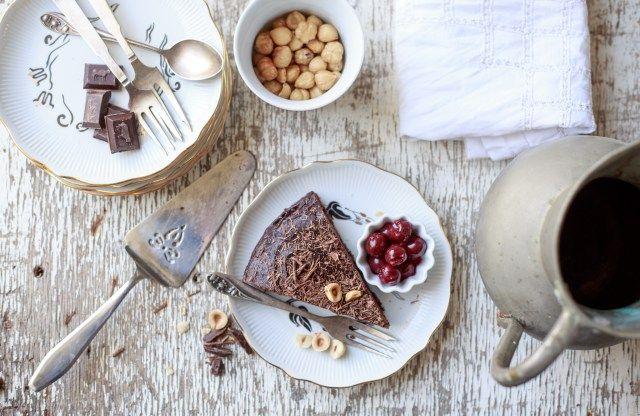 Mogyorós csokitorta » liszt nélkül   Izraelinfo