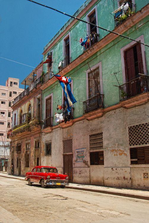 """""""Cuba"""" by Nastya Gooz, via 500px. repined by www.chirimoyatours.com deutschsprachiger Peru Reiseveranstalter in Lima."""