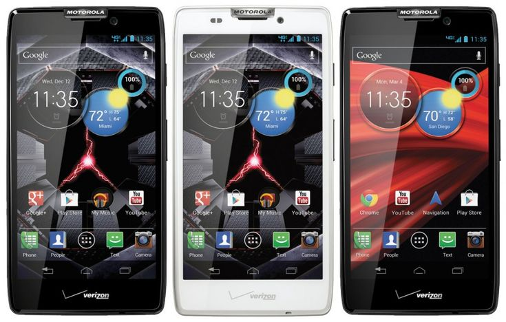 How to Unlock the Motorola RAZR HD and RAZR Maxx HD with an Unlock Code