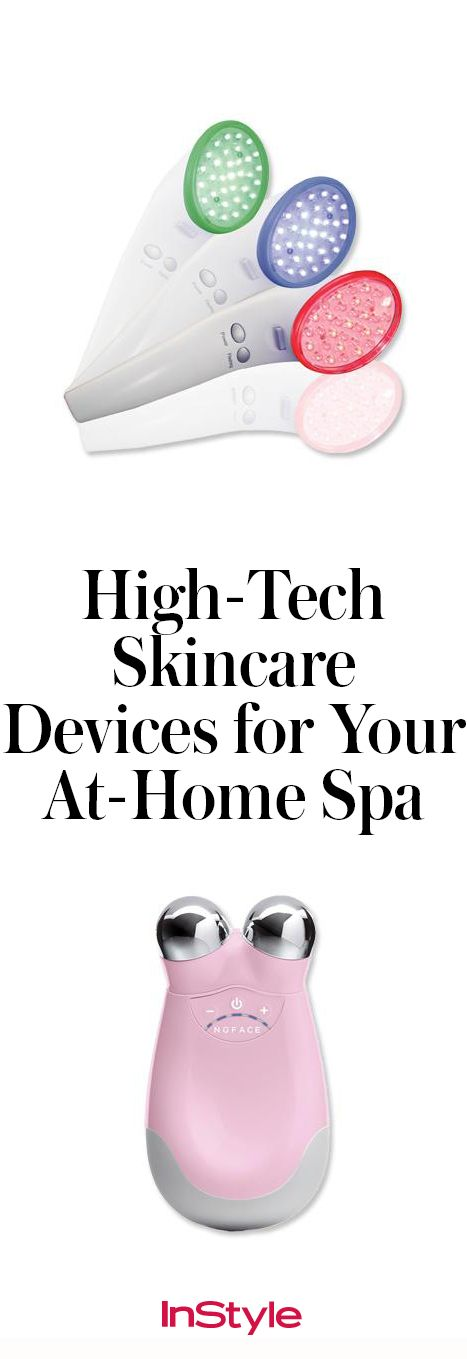 From zit-zapping lightsabers and electrically-charged wrinkle erasers, to facial steamers and innovative anti-aging patches, here are 9 futuristic skincare devices that really deliver.