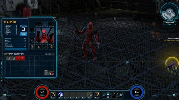 http://www.gamesta.com/ten-minutes-of-marvel-heroes-gameplay-with-deadpool-and-storm/    Gamesta.com has the latest developer diary for Marvel Heroes. The upcoming free-to-play MMO gets a walkthrough with the creator of Diablo, David Brevik. We see the first few missions with X-men's Storm and Deadpool.