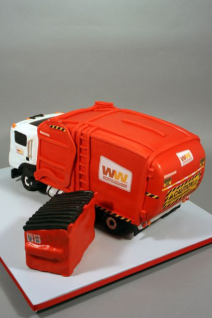 1000 Ideas About Truck Birthday Cakes On Pinterest