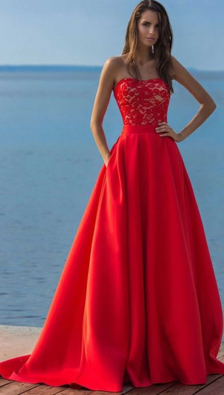 76 best largos images on Pinterest | Evening gowns, Formal evening ...