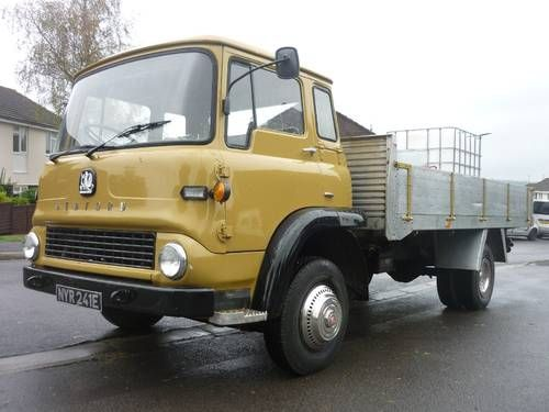 1967 Bedford TK Lorry