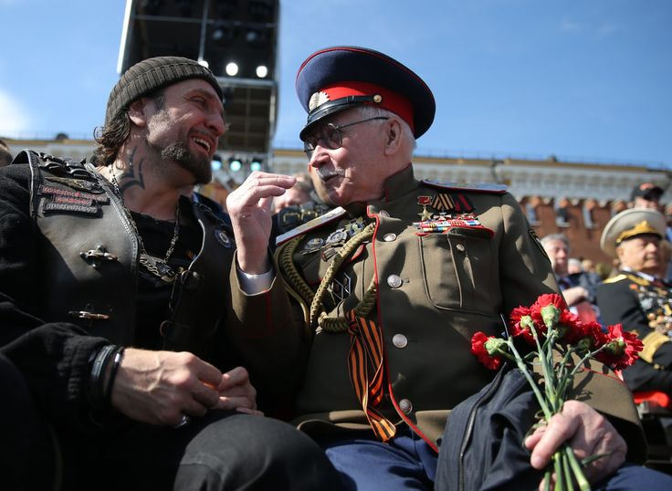 russian victory day pinterest | Russia's Victory Day military parade – in pictures | World news ...