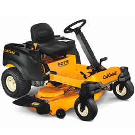 "Cub Cadet RZT S50 (50"") 23HP Kohler Zero Turn Mower w/ Steering Wheel Control, model 17WRCBDQ010"