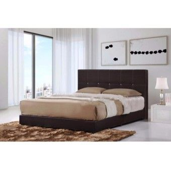 Cheap SG TAN Promotion Queen Size Divan Bed with Brown Synthetic Leather CoverOrder in good conditions SG TAN Promotion Queen Size Divan Bed with Brown Synthetic Leather Cover You save SG893HLAAPXCZ8ANMY-55402706 Furniture & Decor Furniture Bedroom Furniture SG TAN SG TAN Promotion Queen Size Divan Bed with Brown Synthetic Leather Cover