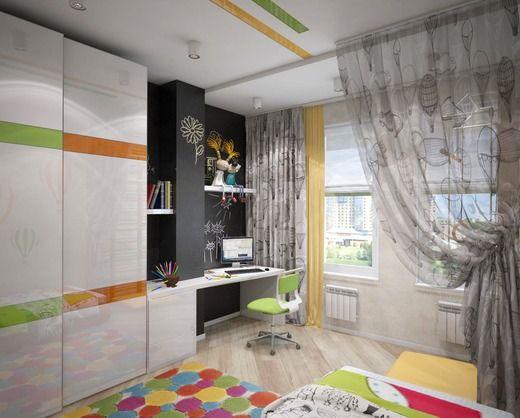 Квартира в г. Химки. Москва. Детская