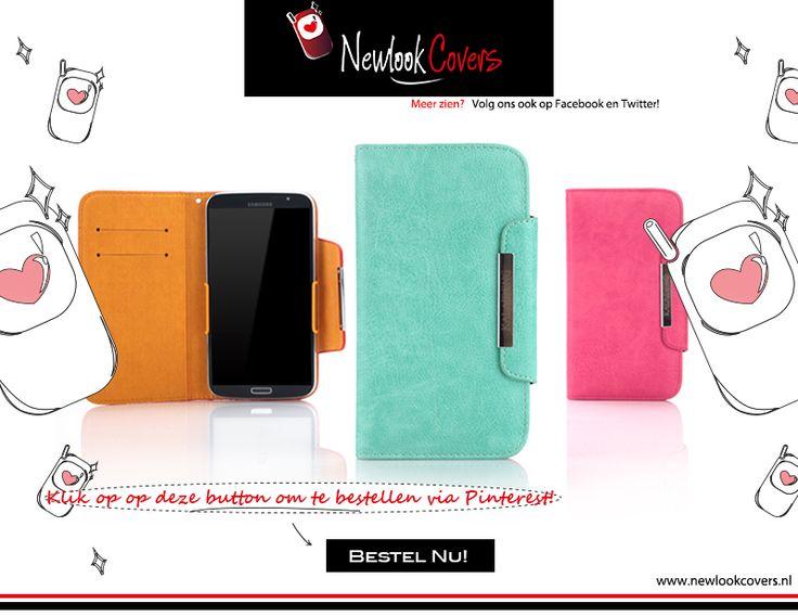 Mooie Samsung Fashion Case telefoonhoesjes.  Te bestellen op: www.newlookcovers.nl