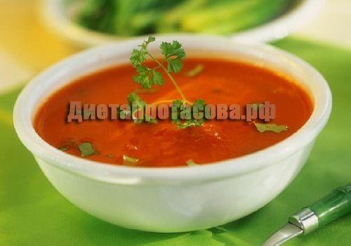 Рецепты диетического овощного супа брокколи