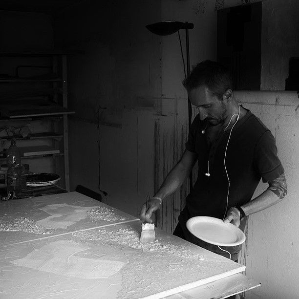 #atelier #studio #canvas #abstract #acrylic #canvasart #acrilico #oil #olio #paintroom #paint #painting #paintingartist #drawing #hand #colours #fineart #art #artist #colours #paintingart #paintingworkshop #bew #bw #shadow #contemporaryart #workshop http://www.interiorart.it